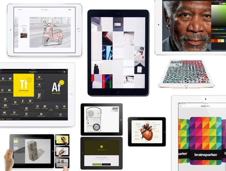 The Design Essentials: iPad Apps for the Creative