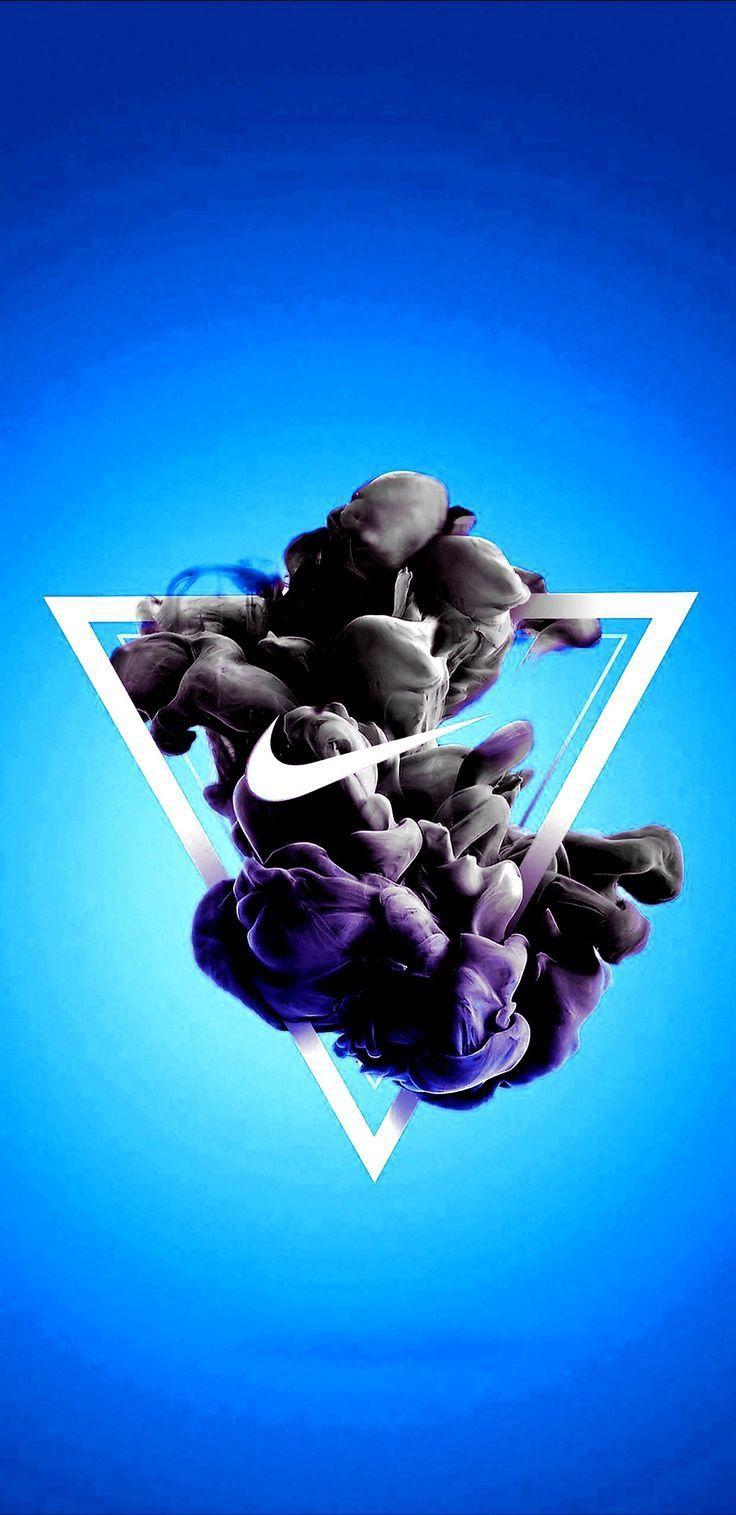 Pin On Fondos De Pantalla Nike Dope blue wallpaper hd