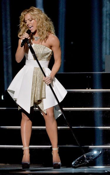 thebandperry_Kimberly Perry Photos Photos: General Views of the CMA Awards Trophy in 2020 | The ...