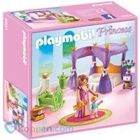 Playmobil 6851 Koninklijke slaapkamer met hemelbed -  Koppen.com