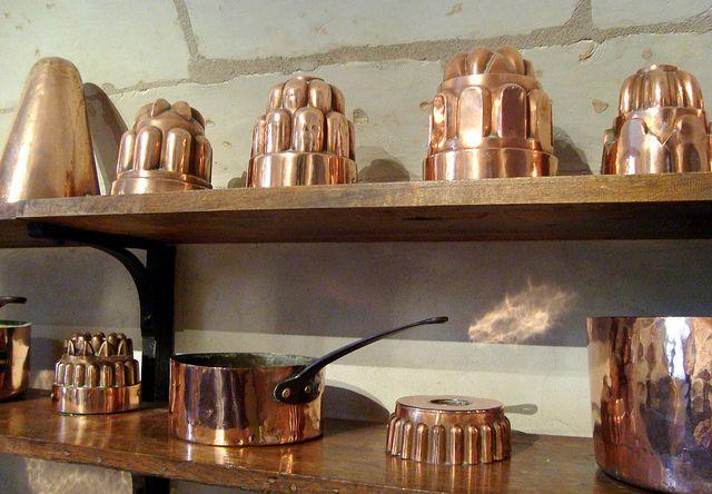 copperChenonceau Copper, Copper Pan, Red Copper, Copper Lov, Antique Copper, Copper Can, Copper Display, Antiques Copper, Copper Moldings