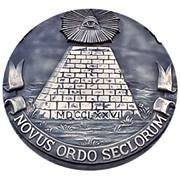 "NOVUS  ORDO  SECLORUM.. DOESN'T  MEAN  NEW  WORLD  ORDER... IT'S  ""A  NEW  ORDER  FOR THE  AGES"".. #1= GOD..#2= WE  THE  PEOPLE.. #3=  THE  ELECTED  S-E-R-V-A-N-T-S.. AGAIN.. WE THE  PEOPLE...  IT'S  OUR  GOVERNMENT  &  CHOICES..