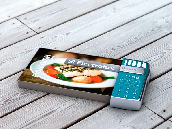 Electrolux Design Lab Finalists Top 8 Yanko Portable Microwavedesign