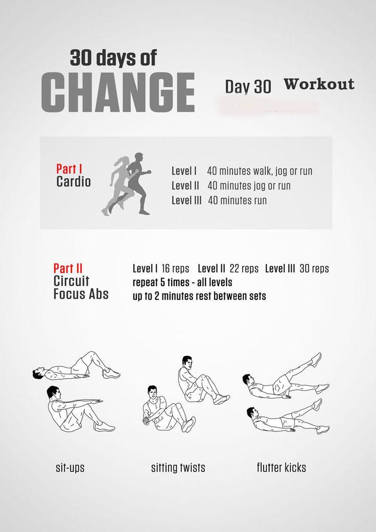#30DaysOfChange Day 30 Workouts: #30dayschallenge #exercise #fitness #wellness #lifestyle #bodybuilding #musclebuilding #workout #weightloss #bodytransformation