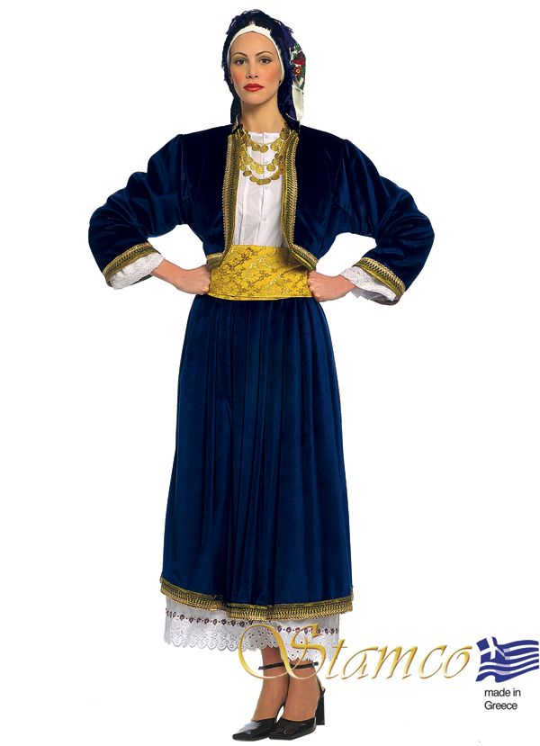 Woman from Cyclades - 641075