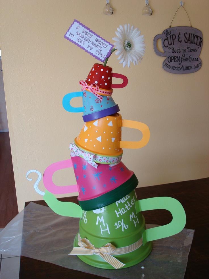 alice wonderland birthday party fashion show