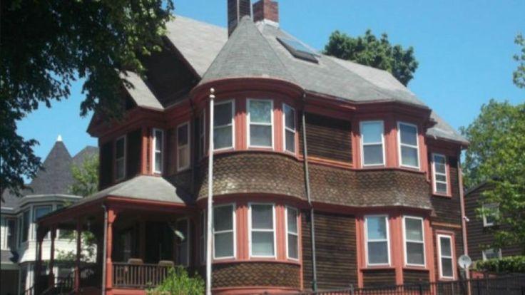 Danny Wood house