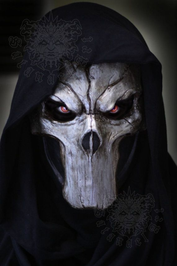 Death by SatanaelArt on Etsy
