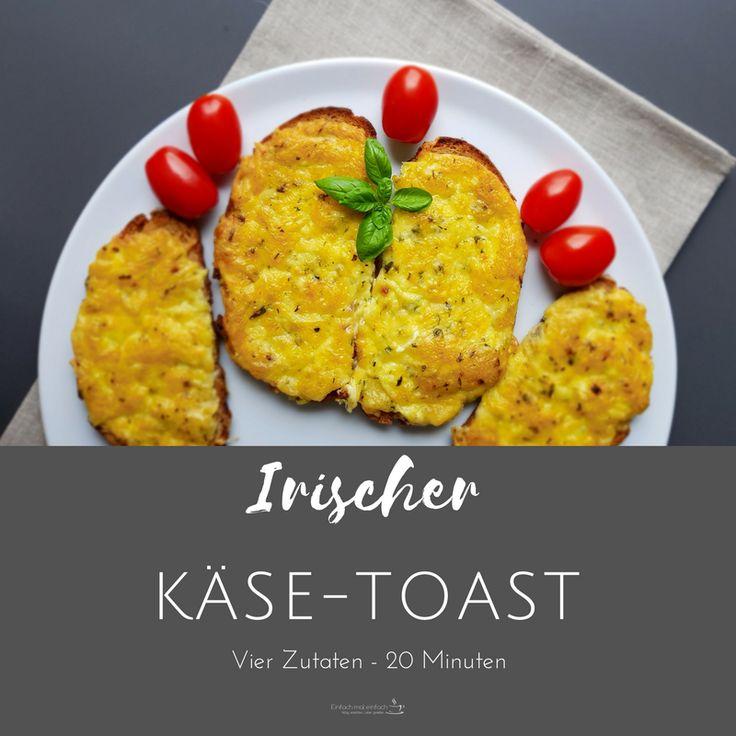 Irischer Käse-Toast