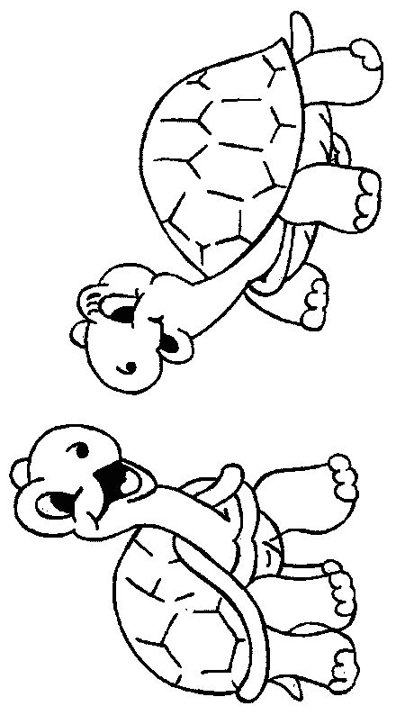 Would be great for the embroidery/redwork quilt I will make.  Amazing Coloring Pages: Turtles printable coloring pages
