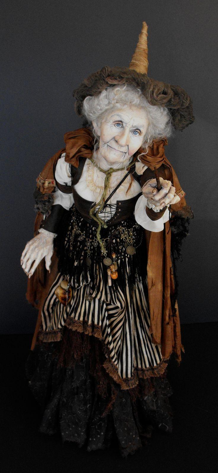 """Ms. Magrat""   www.dustinpoche.com"