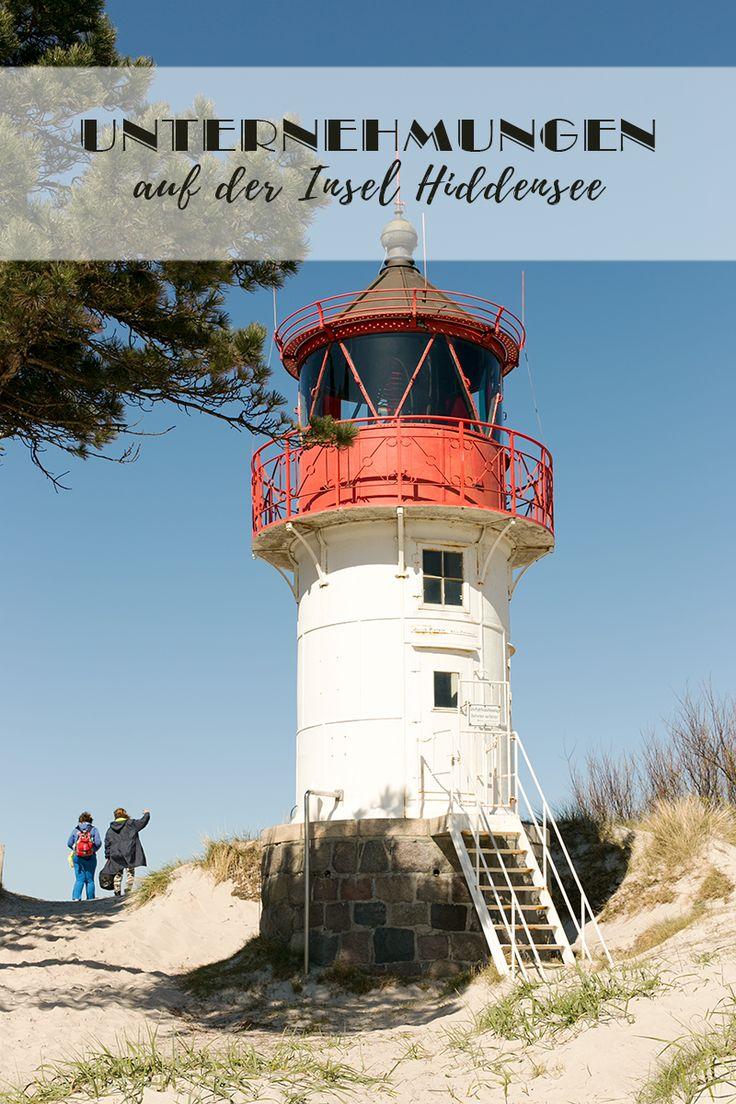 Insel Hiddensee   Tipps mit Fotos