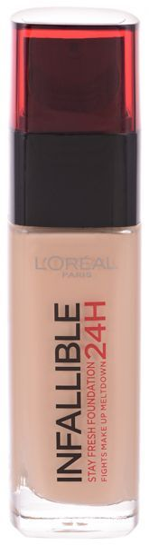 L'Oreal Paris Infallible Stay Fresh 24H Foundation - 300 Amber, 30ml, price, review and buy in Dubai, Abu Dhabi and rest of United Arab Emirates | Souq.com