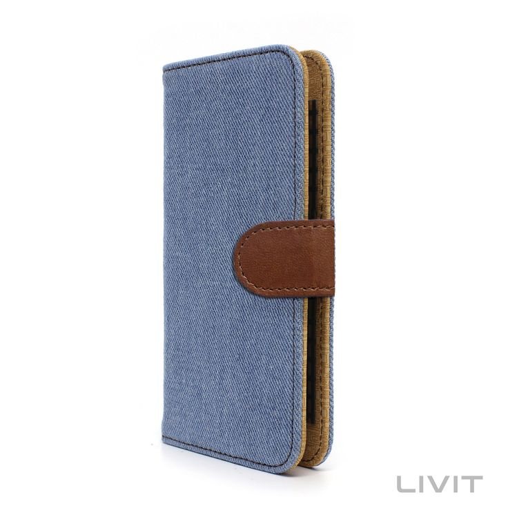 Livit Denim Phone Wallets
