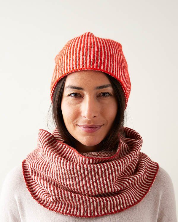 c1f78392abc Corrugated Hat + Cowl