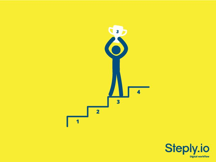 Deliver quick wins to stakeholders as often as possible, then making small adjustments based on feedback. - steply.io
