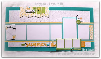 Scrapbooking Kits: Scrapbook Kit CLUB