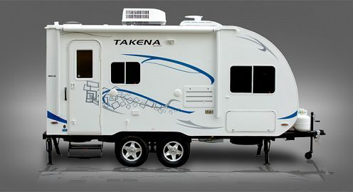 Takena 1865 Ex Trailer Chalet Rv Camp In Style Pinterest Travel Trailers And