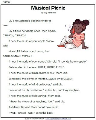17 Best images about Reading Passages for L.A. on Pinterest ...