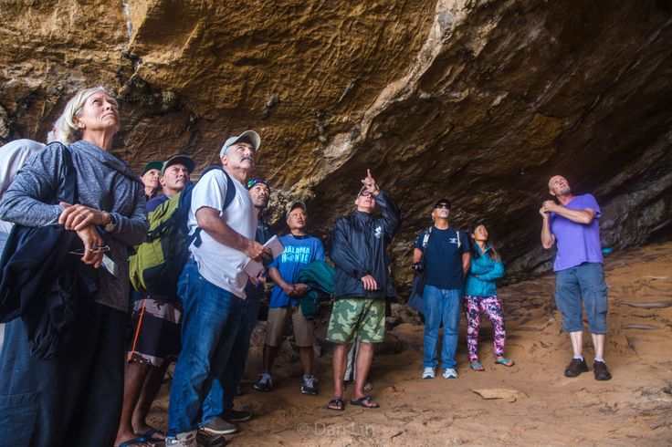 Finding clues around the Pinnacle Point caves to learn more about the our…
