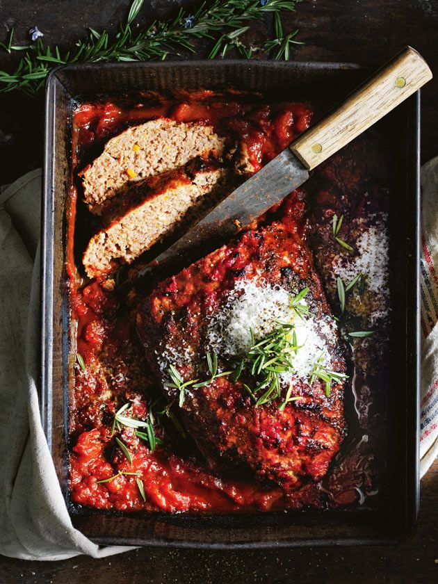 This classic tomato baked meatloaf is perfect for any occasion, whether you're entertaining guests or just having a cosy family night in.