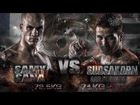 Liked on YouTube: ไทยไฟต Thai Fight World Battle 2014 No.10 Samy sana Vs Sudsakorn 16 August 2014 http://youtu.be/NULAaFxcN78