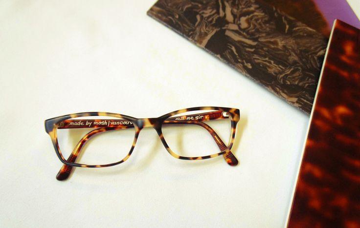 S I M P L I C I T Y // The ultimate sophistication. #handmade #eyewear #eyeglasses #tortoise #brown #trend #custom #custommade #gafas