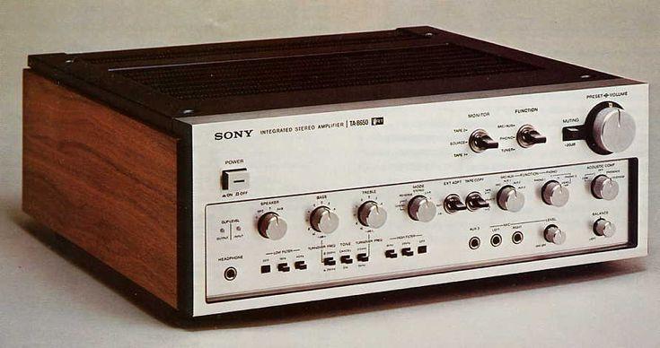 Sony TA-8650