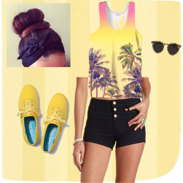 Hipster Summer Fun! - Teen/Tween Fashion