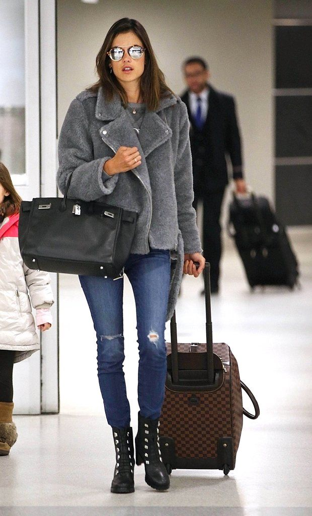 It doesn't matter if she's on the Balmain runway or simply running errands with her gorgeous family — Alessandra Ambrosio's street style will always catch your eye.