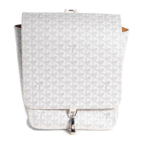 Goyard Chevron Backpack