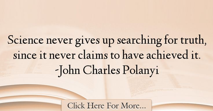 John Charles Polanyi Quotes About Science - 62033 Read More http://www.trendquotes.com/john-charles-polanyi-quotes-about-science-62033/
