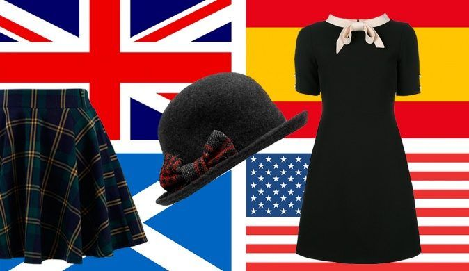 Что носят самые стильные: модные символы стран мира
