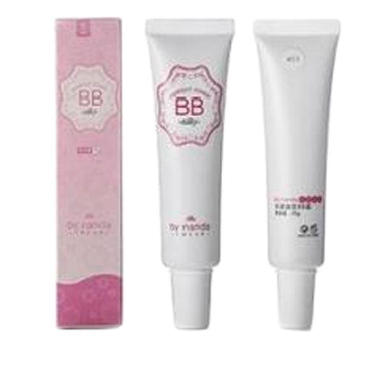 2017 Natural BB Cream Nude Make-up Foundation Concealer Skin Cream for Face Natural Nourishing Moisturizer Make Up Base 35g
