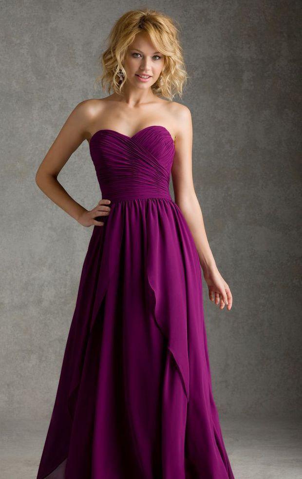 7 best Bridesmaid dresses images on Pinterest | Casamento, Flower ...