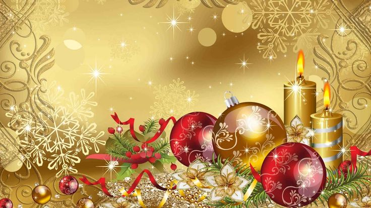 Christmas Wallpaper HD 38 Backgrounds  Wallruru