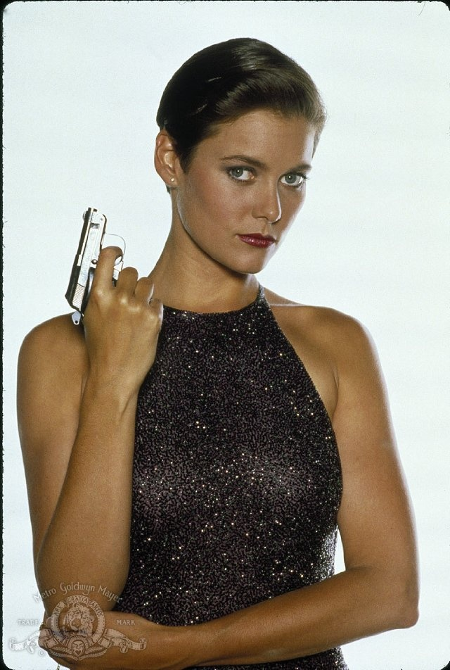 Pam Bouvier (Carey Lowell)  Licence to Kill
