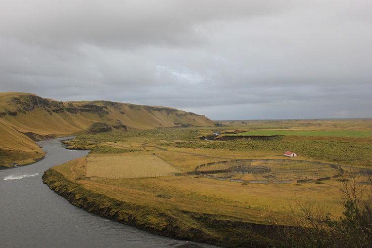 Praca na farmie na Islandii