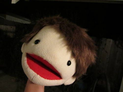 Muppet Style Puppet Tutorial - TOYS, DOLLS AND PLAYTHINGS