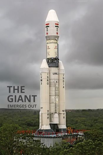ISRO - Indian Space Research Organisation    GSLV MK3
