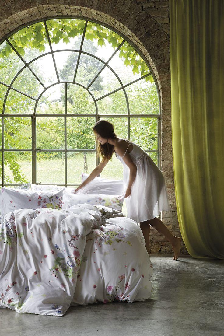 59 best bed linen images on pinterest bed linens bed. Black Bedroom Furniture Sets. Home Design Ideas