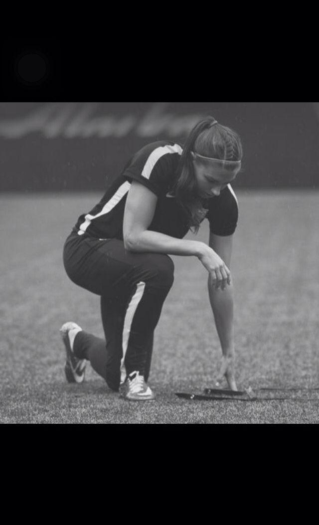 Alex Morgan | Never give up |