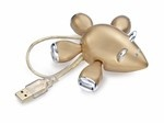 Multipla USB Topolino GOLD