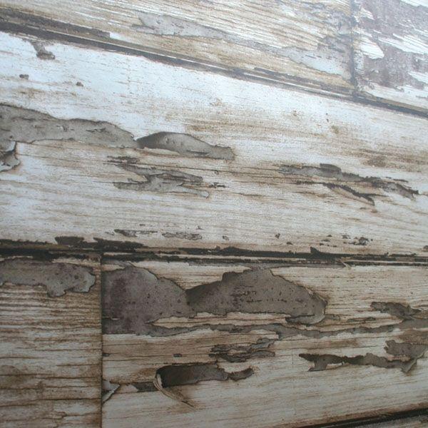 wood effect wallpaper faux wallpaper peeling planks. Black Bedroom Furniture Sets. Home Design Ideas
