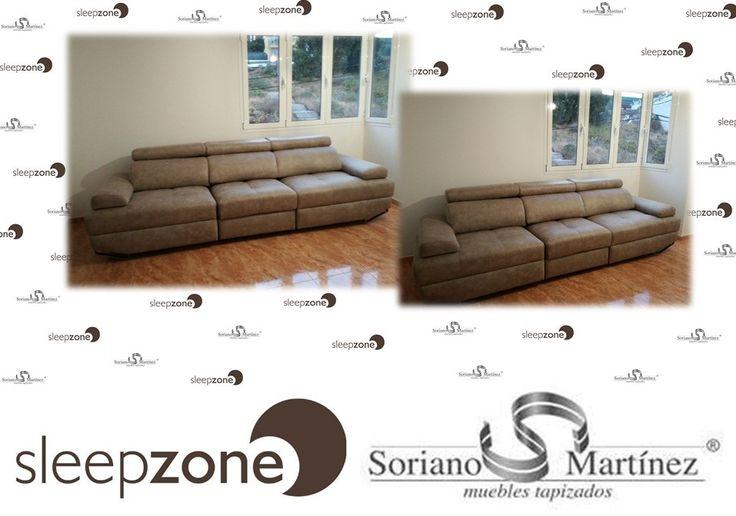 Hace poquito hemos entregado en Arucas, (entre otros) este fabuloso sillón de Soriano-Martínez. Esta y otras muchísimas opciones te esperan en tu tienda Sleep Zone más cercana. ¡¡Visítanos!!