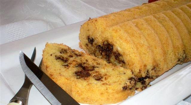 Ceviziyle, tarçınıyla bir harika. İspanyol Kek