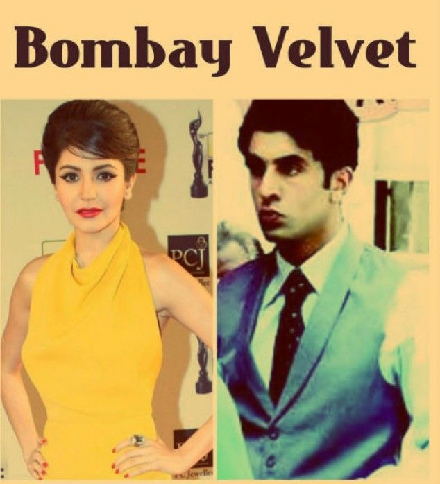 Bombay Velvet starring Ranbir Kapoor, Anushka Sharma and Karan Johar in lead roles. Bombay Velvet is neo-noir drama directed by Anurag Kashyap. - See more at: http://hyderabadvoice.com/movies/bollywood/ranbir-kapoor-anushka-sharma-and-karan-johar-in-bombay-velvet/#sthash.dbvZkcra.dpuf