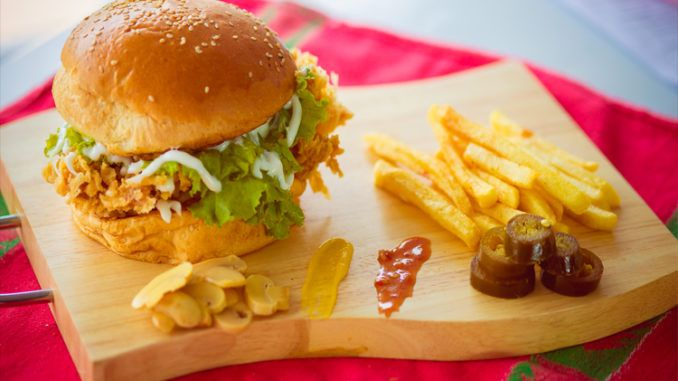 Zinger Burger Recipe By Rida Aftab Pakistani Chef Recipes Recipe Burger Recipes Burger Recipes