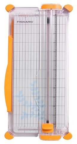 """Love this for scrapbooking projects! It makes the perfect cut everytime!  Fiskars® SureCut Scrapbooking Paper Trimmer (12"""") #ad"""