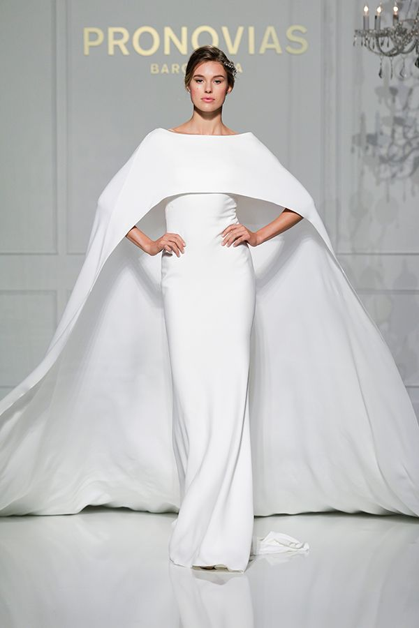 Pronovias 2016 from the New York Runway